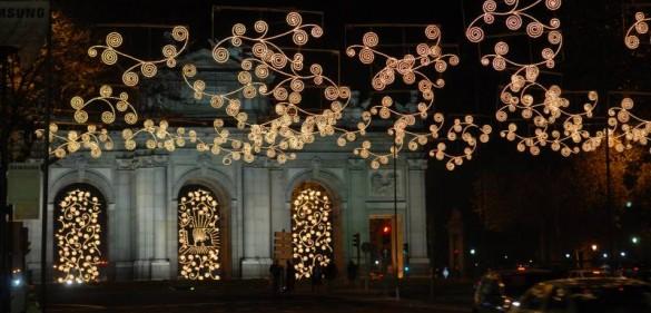 Vive la Navidad en Madrid