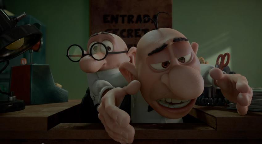 Por fin en cines la película de Mortadelo y Filemón