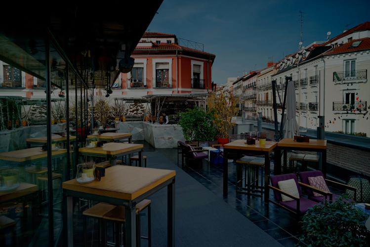Las 10 terrazas más especiales de la capital
