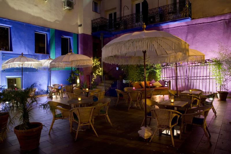 Las 10 terrazas m s especiales de la capital duam - Terrazas romanticas madrid ...