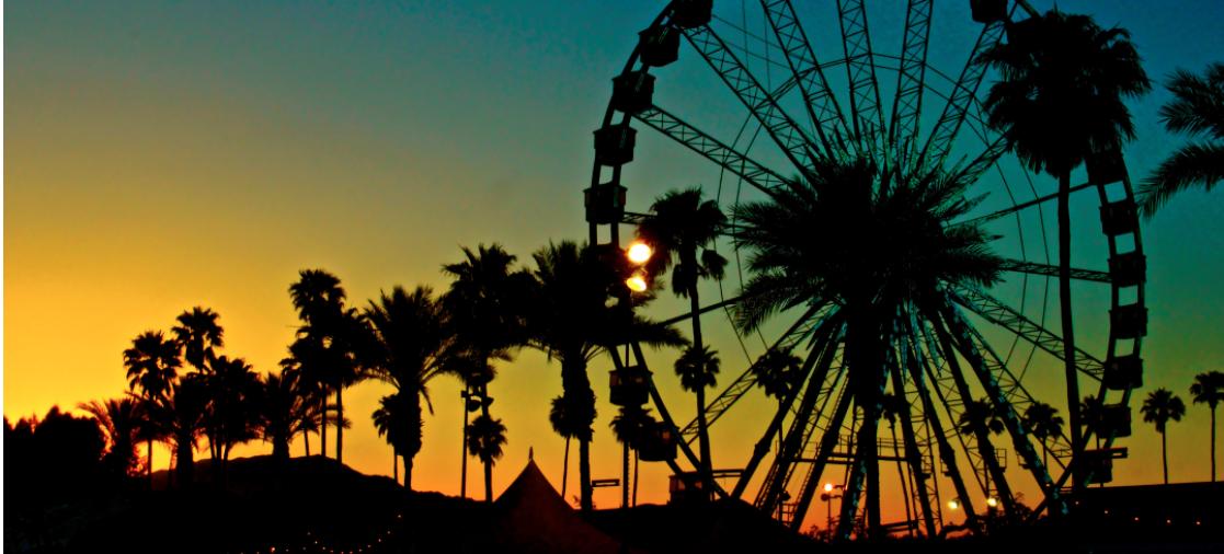 ¡Qué sería del festival de Coachella sin Instagram!