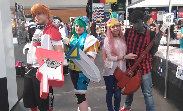 cosplays-expomanga-madrid