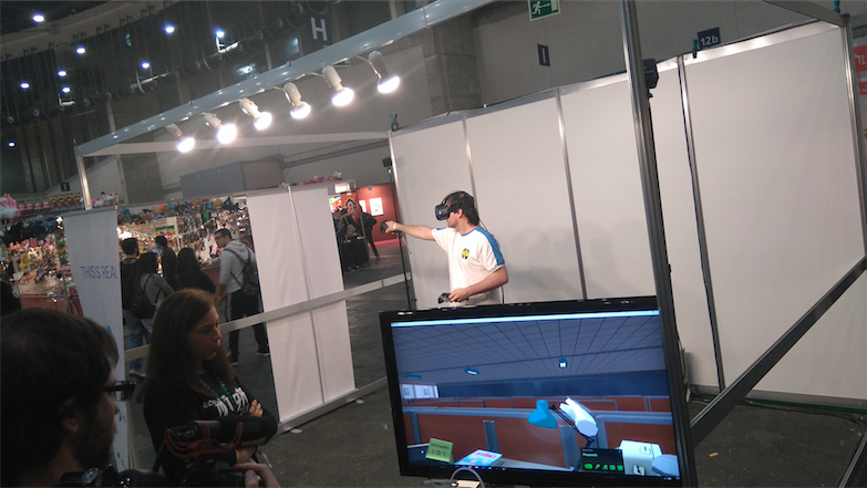 htc-vive-realidad-virtual-expomanga-madrid