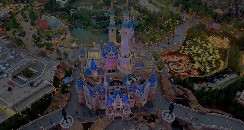 China abre las puertas de su propio Disneyland
