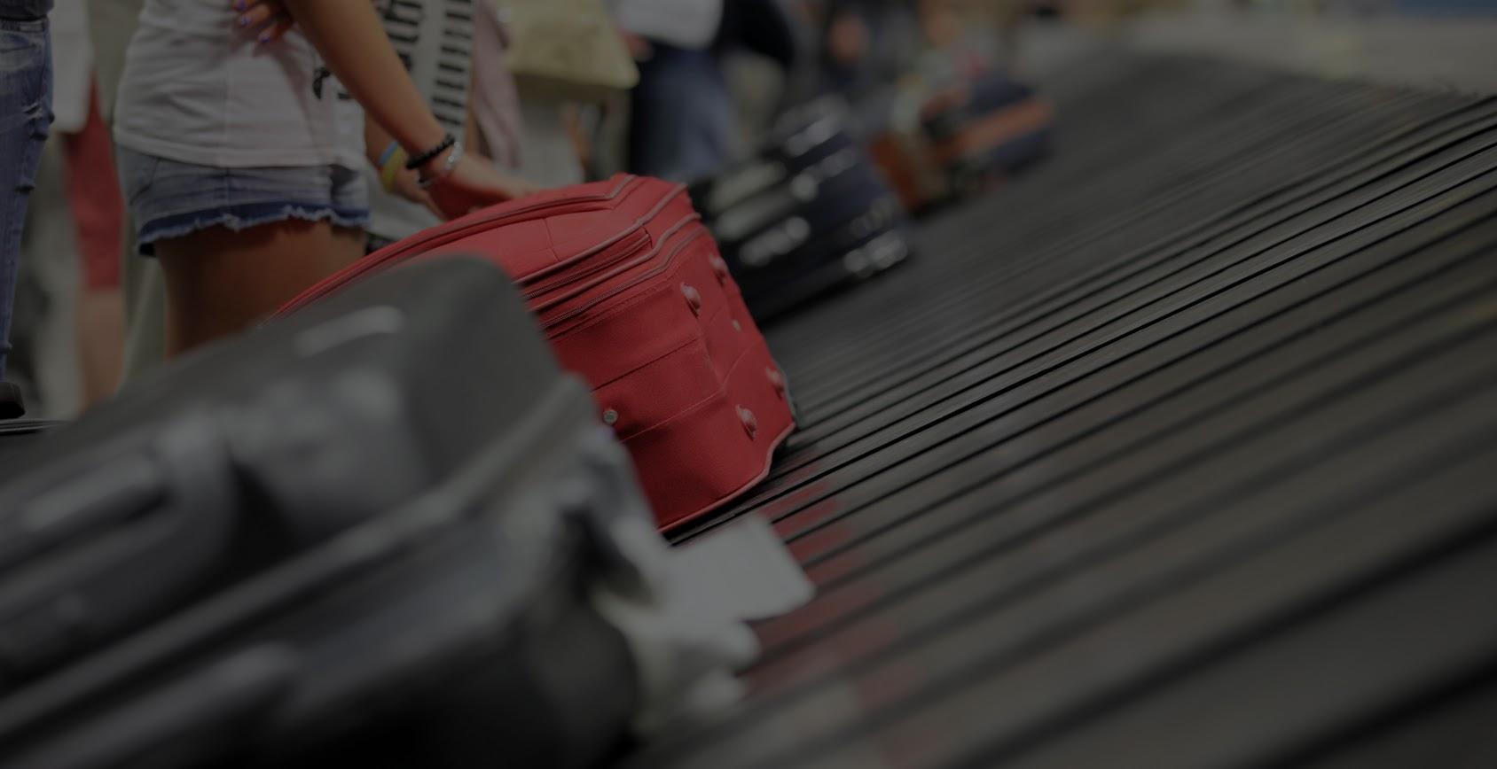 5 acciones de marketing de guerrilla en las cintas de los aeropuertos