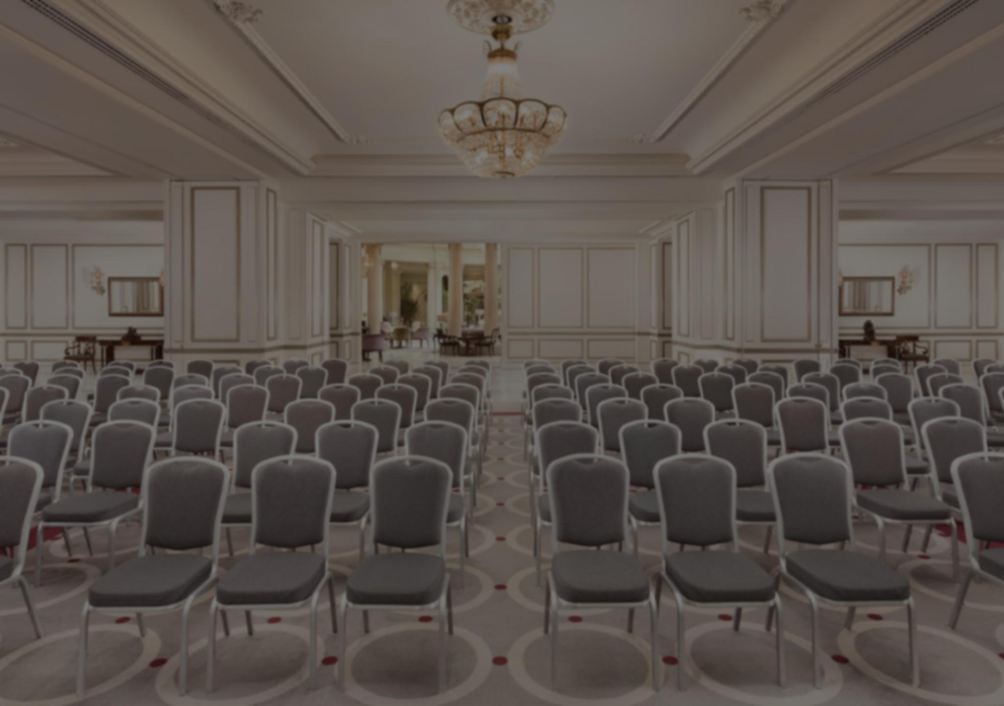 Espacios para eventos en Madrid