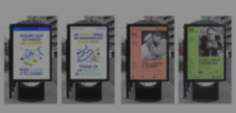 La publicidad en el ayuntamiento de Madrid