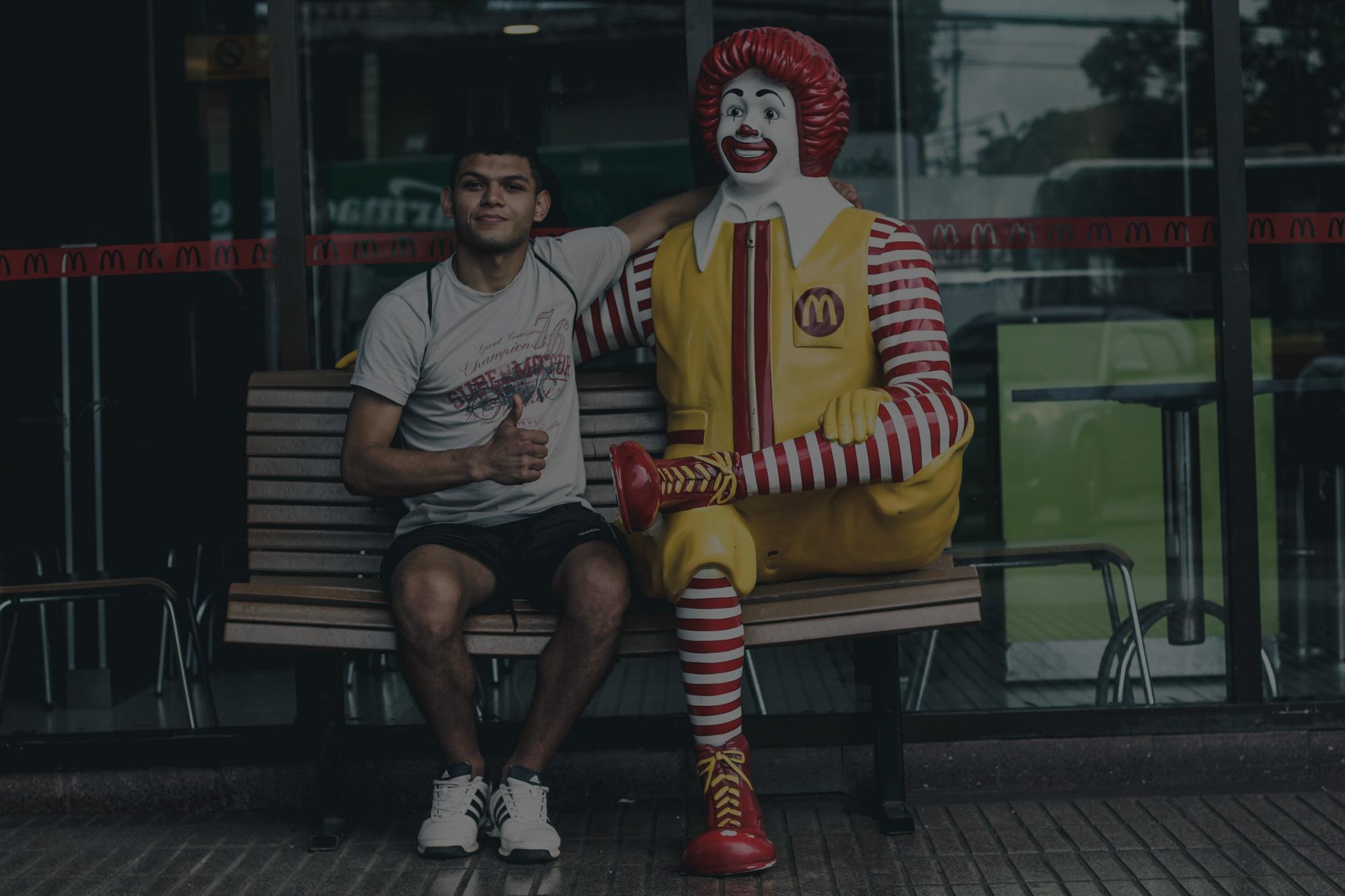 Nueva campaña del BigMac por su 50 cumpleaños