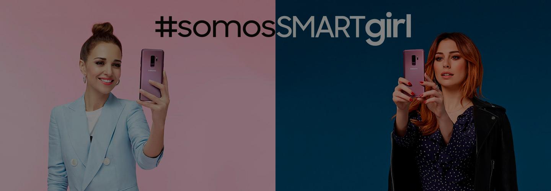 Samsung apuesta por las mujeres en su nueva campaña