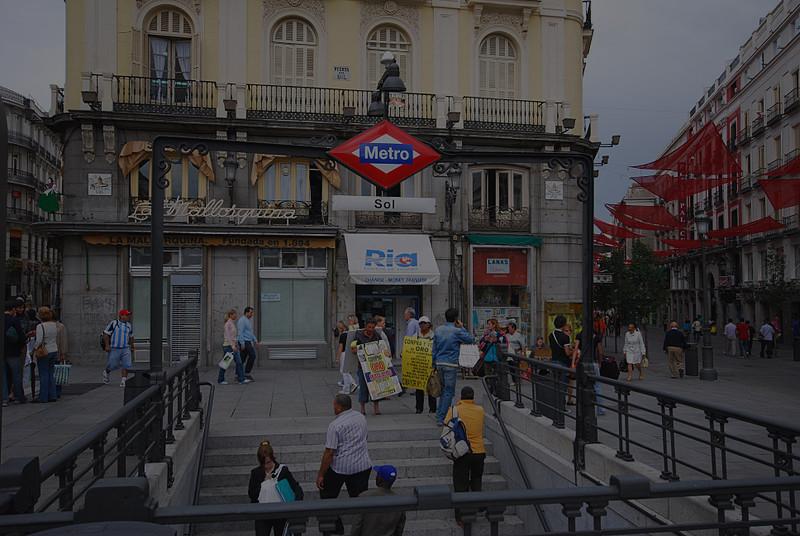 Metro de Madrid cumple 100 años