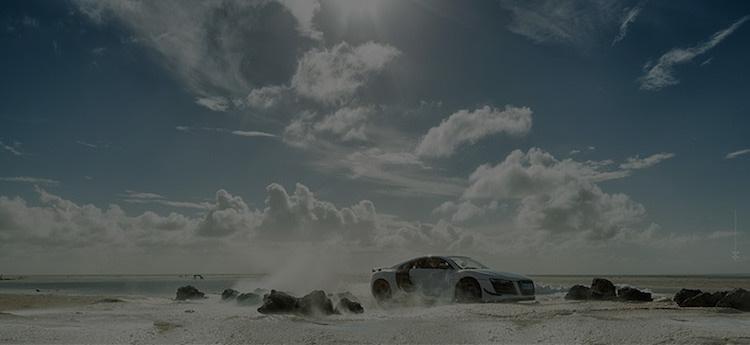 Las ingeniosas técnicas de fotografía de Audi