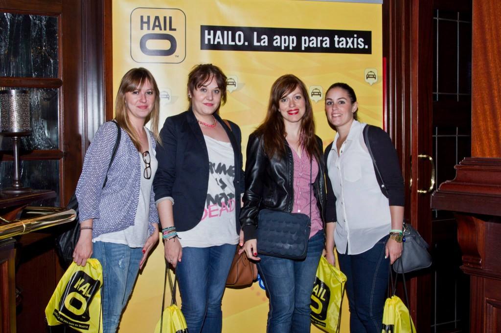 fotografía de eventos | presentación Hailo Madrid