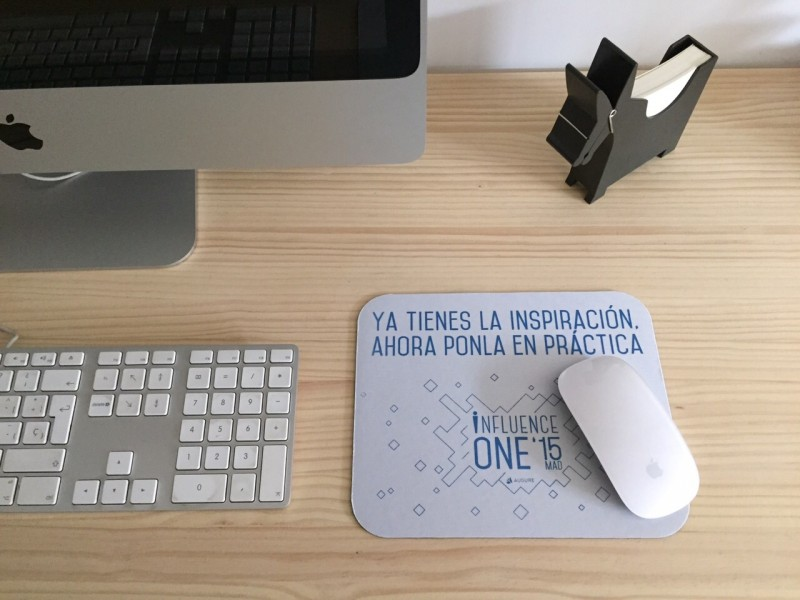 merchandising-influence-one-by-duam-comunicacion