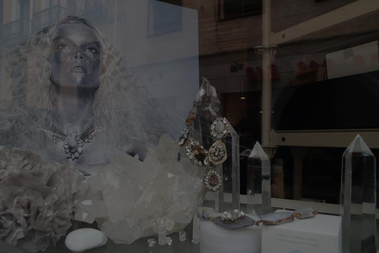 ¡Despliegue de moda en el centro de Madrid por la MBFW!