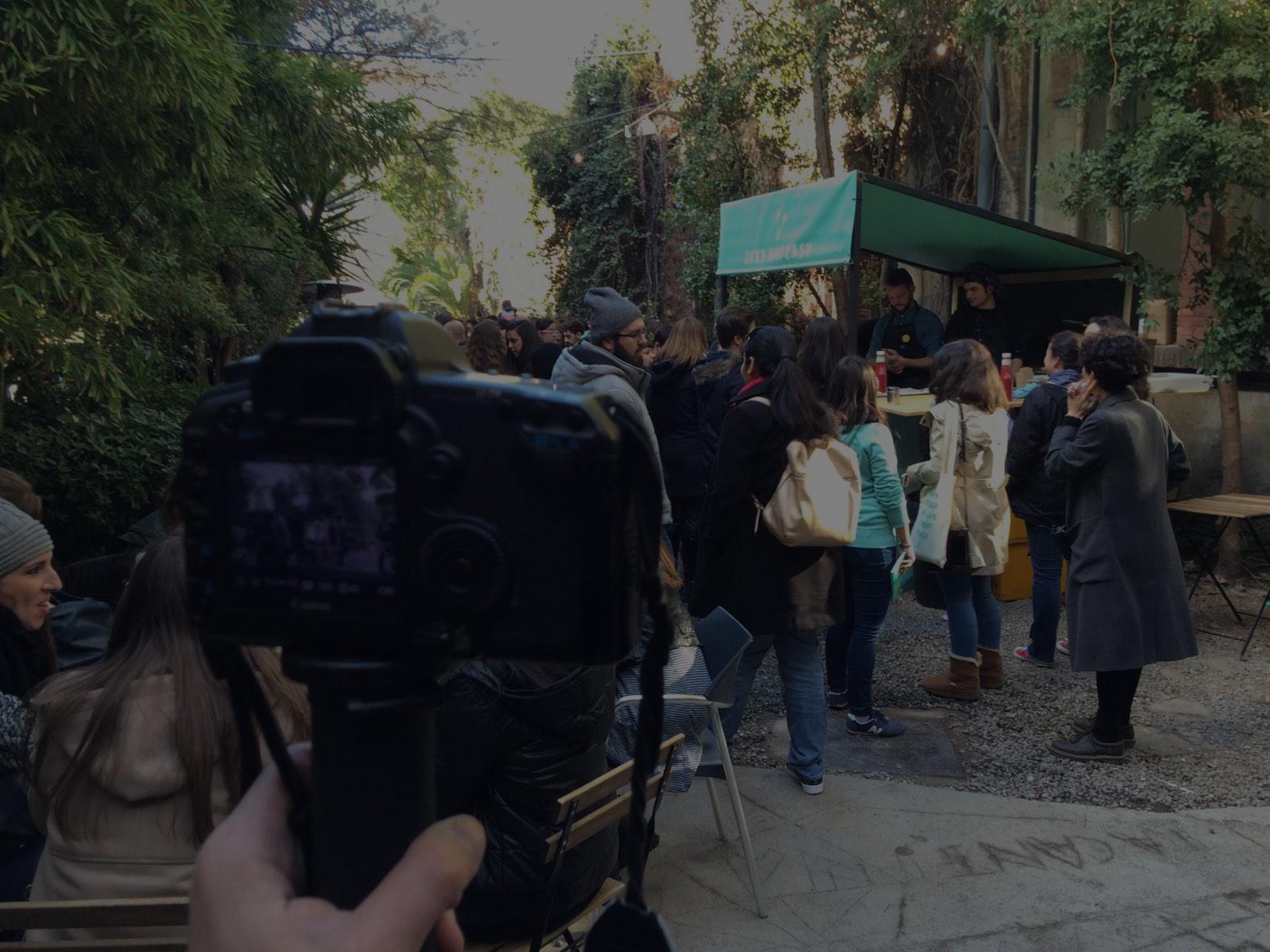 Finde en el Palo Alto Market – Video para Take Eat Easy