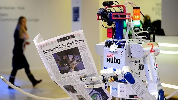 El avance de la robótica - www.abc.es