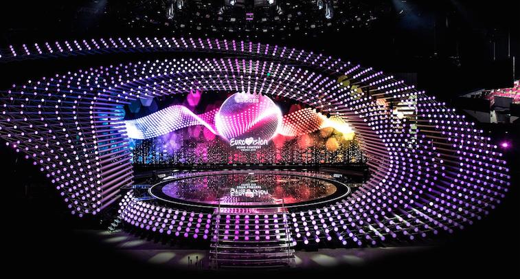 Escenario Eurovisión 2015