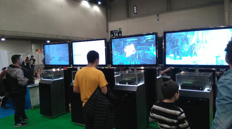 xbox-videojuegos-expomanga-madrid