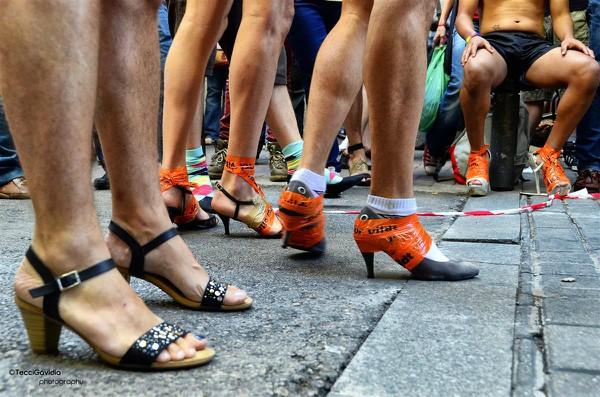 ¡Tacones listos para la carrera! - unono.net