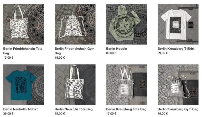 Raubdruckerin-tienda-online