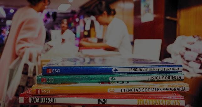 ¿Vuelta al cole 2.0? Un 49% de los padres se tira de los pelos con las librerías tradicionales en la compra de los libros de texto