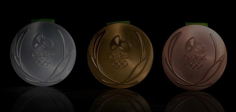 ¡Te enseñamos el packaging de las medallas olímpicas de Río 2016!