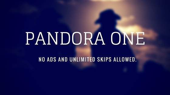 pandora-one-streaming