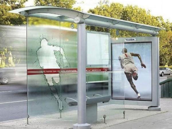 Marketing de guerrilla Nike. El rincón de sergarlo
