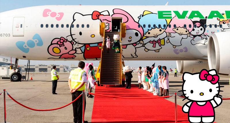 avion-hello-kitty-