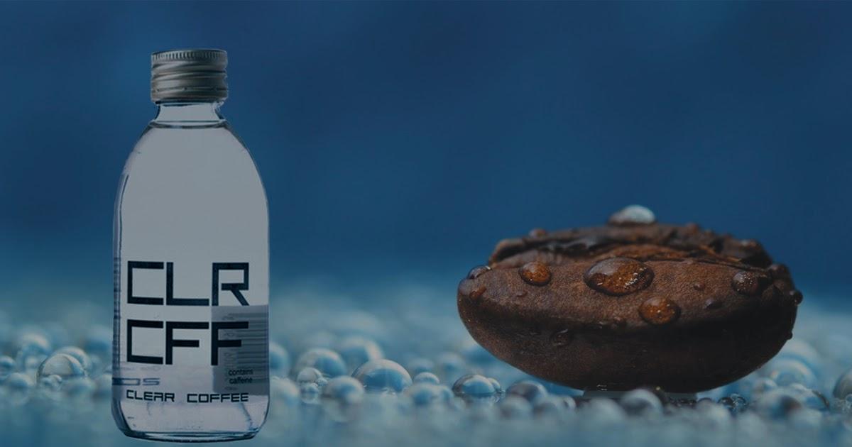 Café incoloro, ¿un producto muy foodie o muy absurdo?