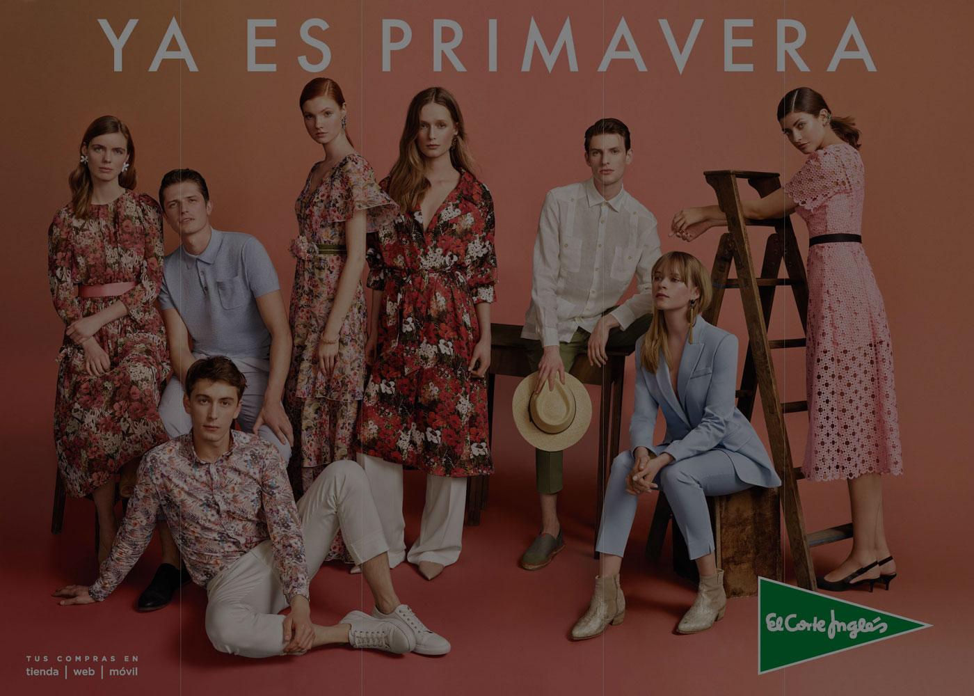 Campaña de marketing: EL Corte Inglés